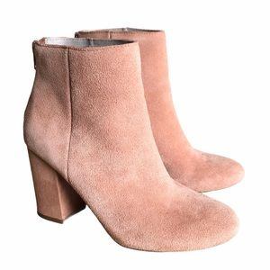 Kenneth Cole Reaction Carlyn Blush Booties
